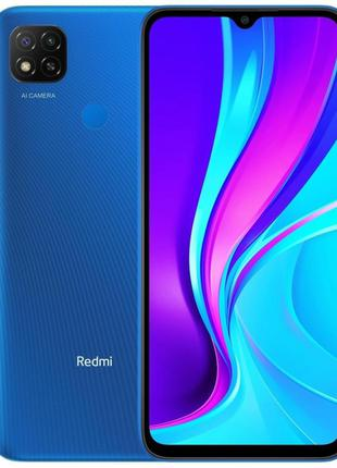 Мобільний телефон Xiaomi Redmi 9c 3/64Gb Twilinght Blue