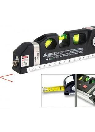 Лазерный уровень нивелир Fixit Laser Level PR0 3 в 1