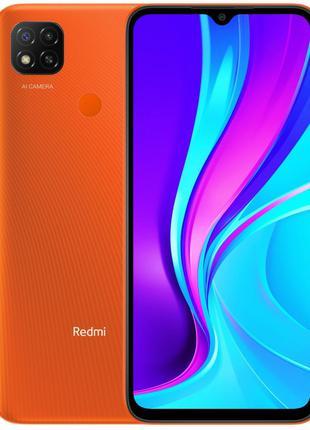 Мобільний телефон Xiaomi Redmi 9c 2/32Gb Sunrise Orange