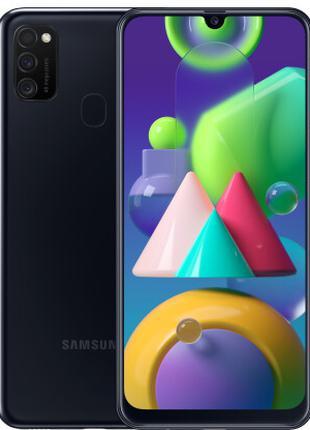 Мобільний елефон Samsung M21/M215 Black 4/64Gb
