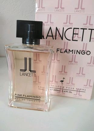 Туалетная вода Lancetti Pink Flamingo