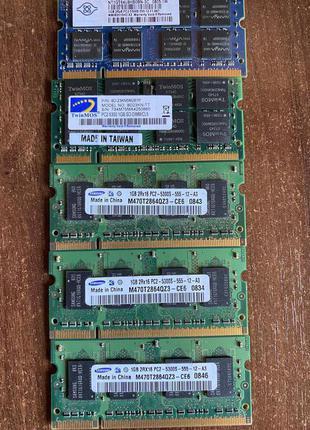 Модуль памяти DDR2 1gb 5300