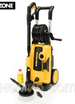 Автомойка высокого давления WorkZone Germany 2200 Вт 150Bar