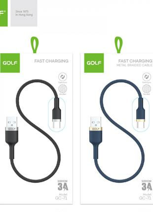 Data Cable Micro USB Golf GC    КАЧЕСТВО!