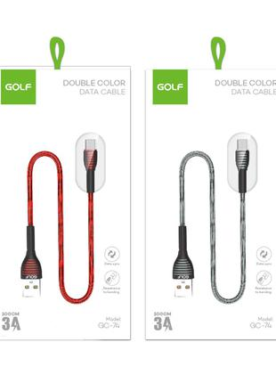 Data Cable Micro USB Golf GC-7   Качество!!