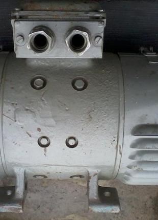 Электродвигатель постоянного тока последовательного возбуждения 1