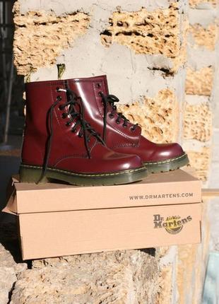💖новинка💖крутые женские ботинки dr. martens мартинс демисезонн...