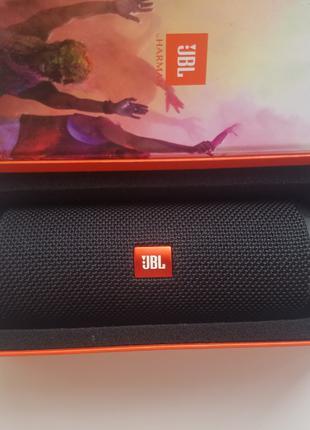 JBL Flip 4 колонка, оригінал, коробка, блютуз, AUX