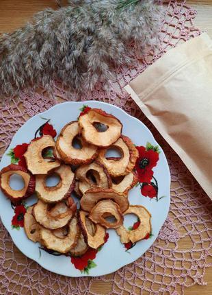 Яблочные чипсы (фрипсы)