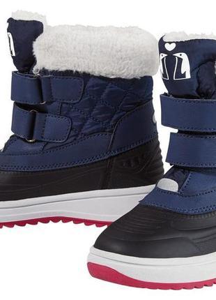 Ботинки, сапоги, сноубутсы lupilu 27 размер