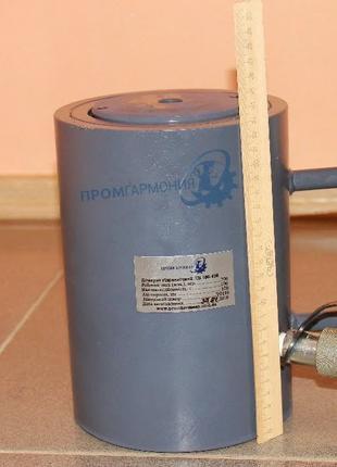 Домкрат гидравлический 50т  с пружинным возвратом 100мм