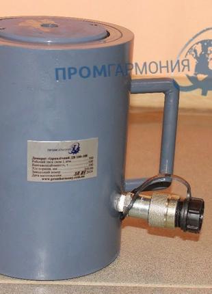 Домкрат гидравлический  50т с пружинным возвратом 200 мм