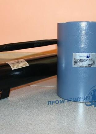Домкрат гидравлический 100т  с пружинным возвратом 50мм