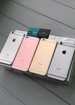 IPhone Айфон 6s 16 Гб Neverlock! 6 ес 16 32 64 Gb •Все цвета• ...