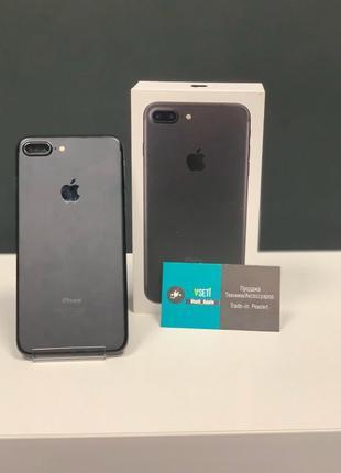 IPhone 7 Plus 32 / 128 Gb Matt Black Neverlock
