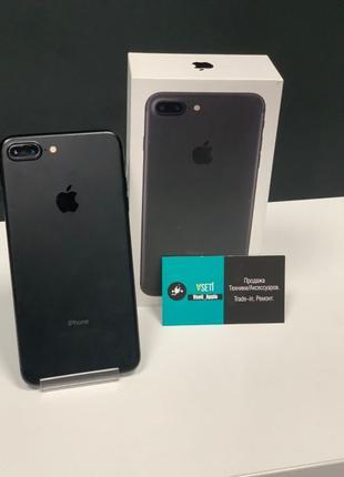 IPhone 7 Plus 32/128 Gb Matt Black! Vseti.com.ua