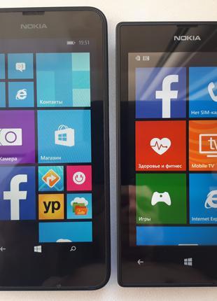 Nokia Lumia 635+520