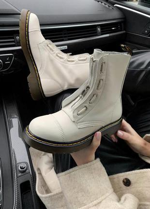 Dr.martens sinclair ivory  🆕 шикарные ботинки доктор мартинс 🆕...