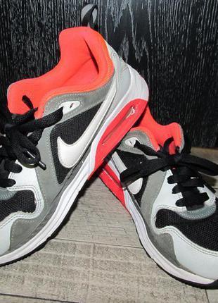 Nike air max кроссовки р.38-24см