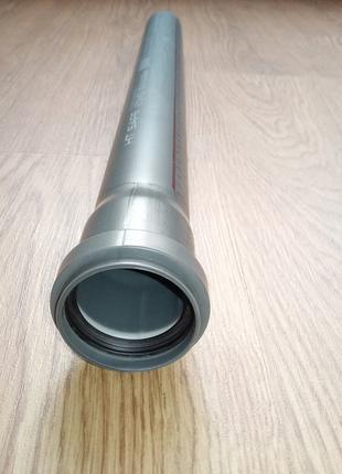 Канализационная труба 0,5 метра + ПОДАРОК В ОПИСАНИИ