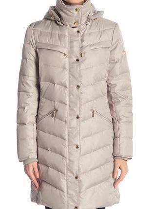 Пуховик пуховое пальто парка  зимний от michael kors