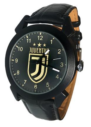 Часы мужские наручные кварцевые футбольный клуб Ювентус Juventus