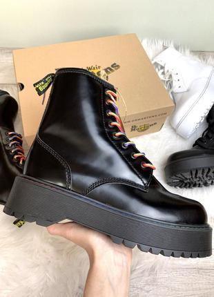Dr. martens jadon 🆕 шикарные ботинки доктор мартинс 🆕 купить н...