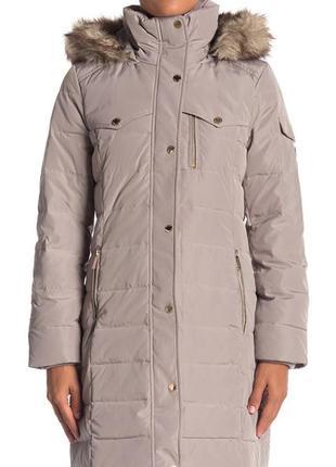 Зимний пуховик пуховое пальто парка  michael kors