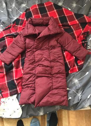 Куртка-одеяло, пуховик одеяло