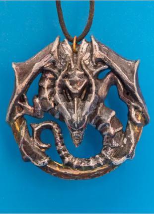 Талисман медальон, из игры CASTLEVANIA 2