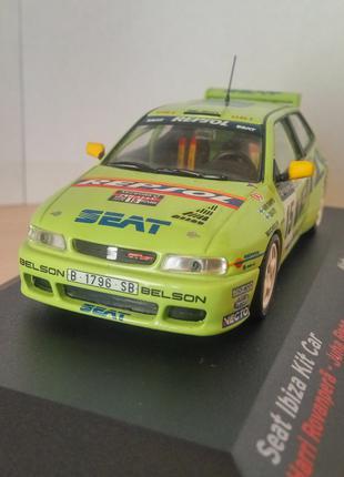 модель Seat Ibiza Kit Car, Altaya/Ixo, масштаб 1/43