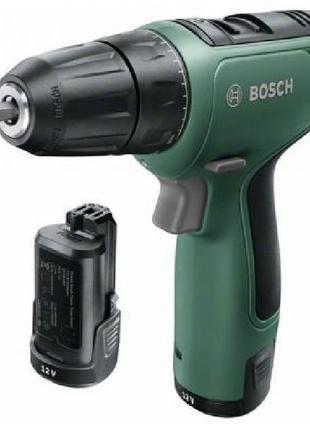 Шуруповерт аккумуляторный Bosch EasyDrill 1200, 2х12В