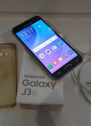 Телефон Samsung J3. Идеальное состояние Самсунг J3
