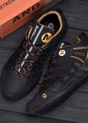 Мужские кожаные кроссовки Merrell(40-45р)