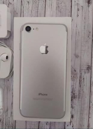 айфон телефон смартфон iPhone 7 128 GB apple