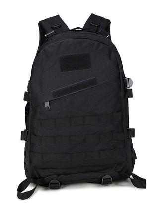 Черный, походный рюкзак 30 l