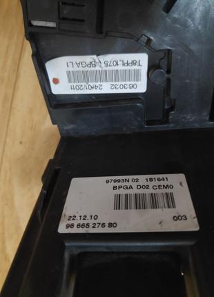 Короб блока 6500GR Peugeot 3008