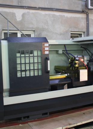 СК 6152 E Токарный станок с ЧПУ (сверх тяжелые работы)