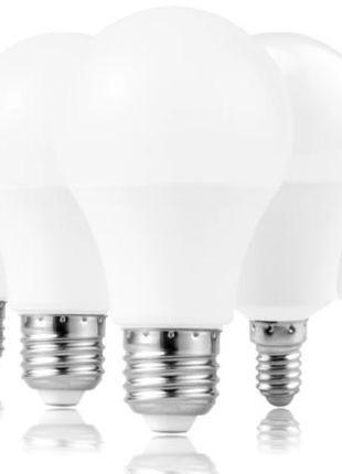 Светодиодная лампа LED 20W E27 3000К (белый холодный) энергосбере
