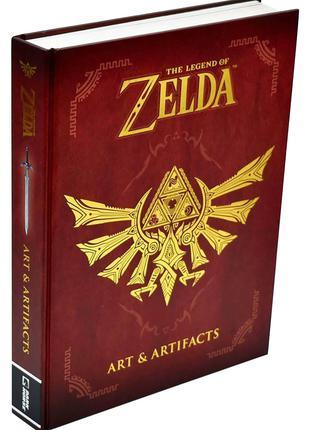 Артбук The Legend of Zelda - Art & Artifacts | Dark Horse | новый