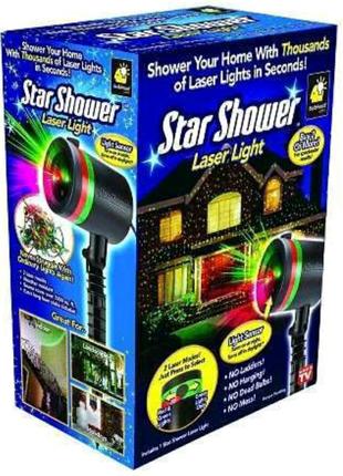 Звездный уличный  проектор, звездное шоу