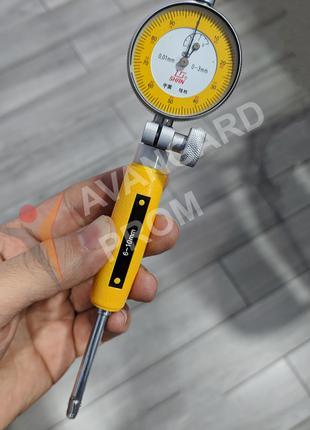 Нутромер индикаторный 6-10 мм (0.01) SHAN