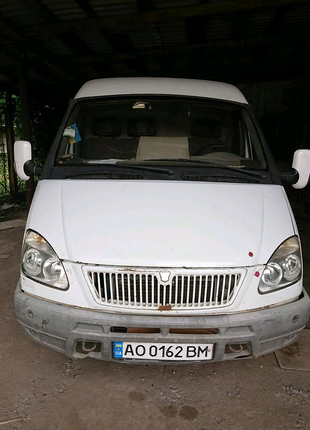 ГАЗ-2705-14 АО0162 ВМ
