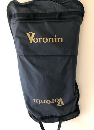 Темно синий костюм Voronin