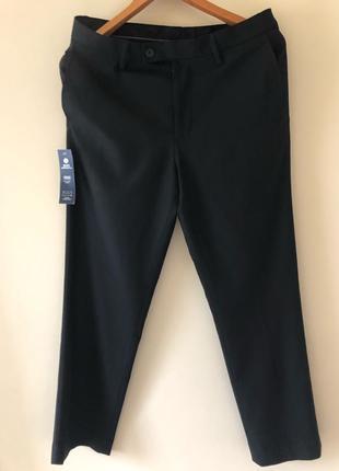Новые чёрные брюки F&F