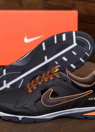 Шкіряні кросівки Nike Street