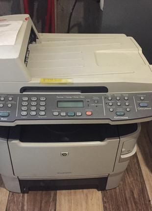 Принтер рабочий с дефектом