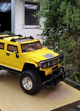 Hummer (желтый) (Игрушка)