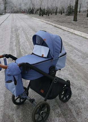 Продам коляску Baby Merc Mango  2 в 1