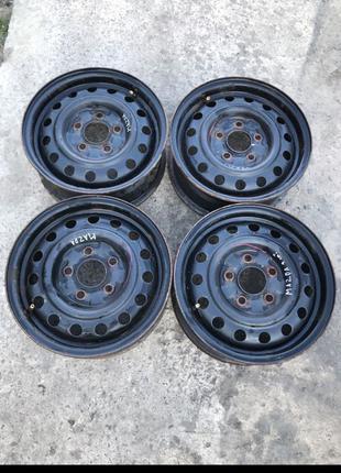Диски 5/114,3 r14 Mazda